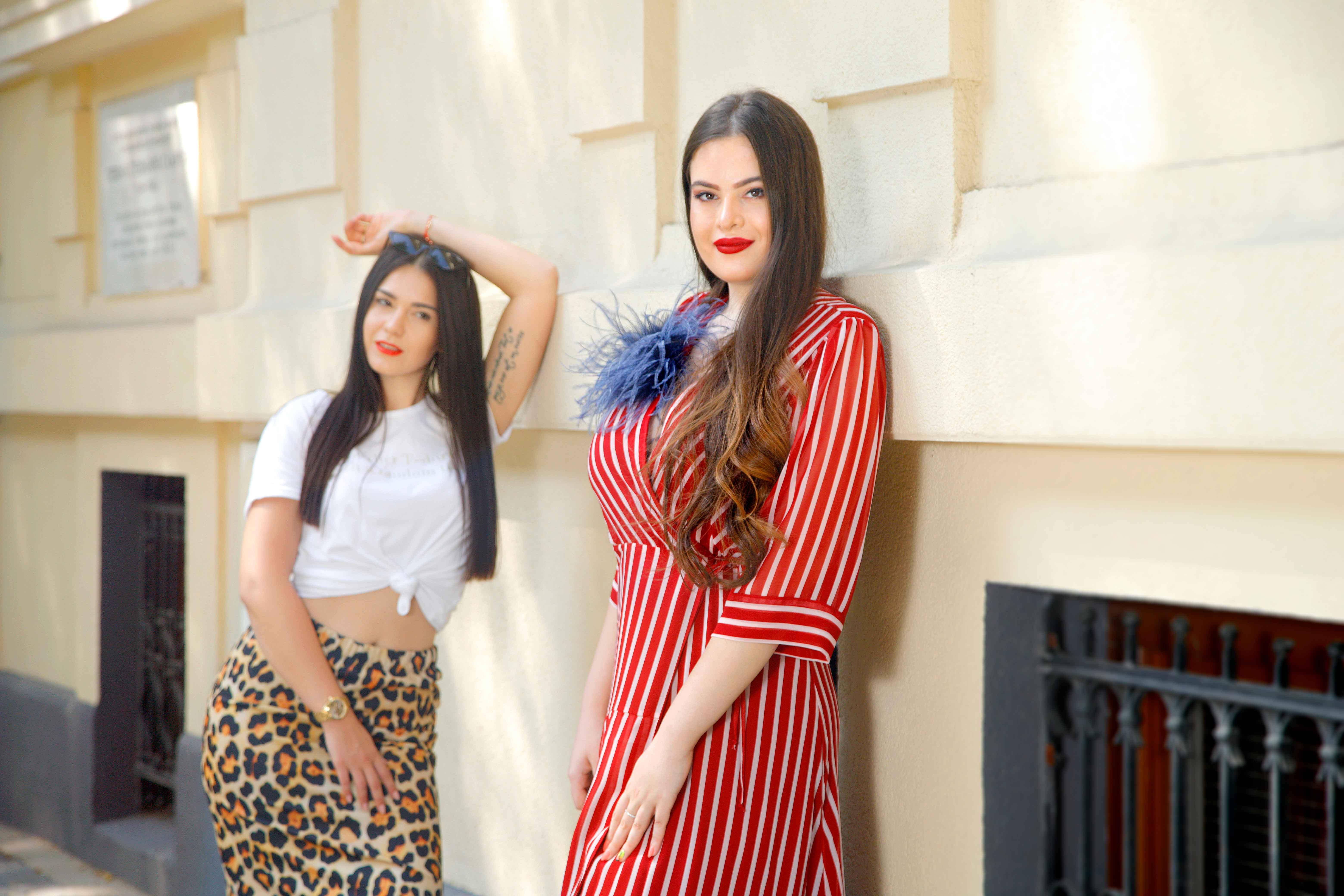 Август сбъдва мечти! Победителката ни Емили Недялкова бе вдъхновена от модния блогър Цветина Цекова!