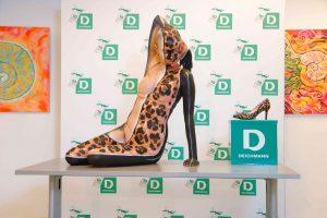 """Deichmann създаде първата """"жива обувка"""" в България"""