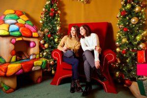 Ива Илиева и Антоанет Попова се потопиха във вълшебството на Коледа!