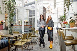 Нейлин Бозова и Антонет Пепе: Не просто един стилен ден, а началото на едно красиво приятелство!