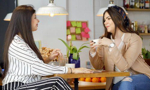 Ренета сподели с Мариела много съвети, които да й помогнат в изграждането на визия, едновременно съобразена с най-новите модни тенденции и въплъщаваща уникалността на личния й стил.