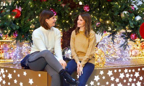 Коледен дух и обувки!