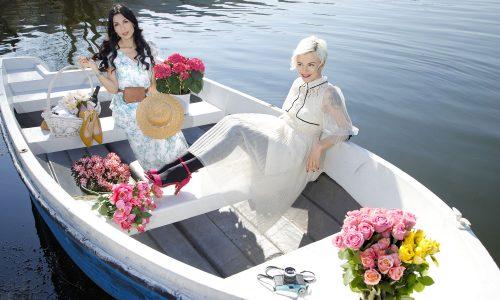 Отборът на стилните на Deichmann - две сродни души, пролетен бриз, цветя и едно незабравимо пътуване!