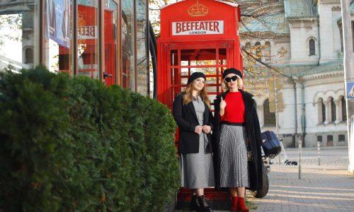 Български чар, немски обувки, френски стил и английски декор - какво повече ѝ трябва на една жена, за да се почувства специална? Калина и Деси ни поведоха смело в това интеркултурно преживяване, а крайната дестинация е една - красота!